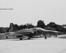 Northrop-Canadair NF-5A K-3032 K.Lu. Deelen 13-6-1971 neg.coll.J.A.Engels