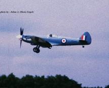 (warbird) Supermarine Spitfire PR.XIX PS915 BoBMem.Flt. Gilze Rijen 21-6-2014 J.A.Engels