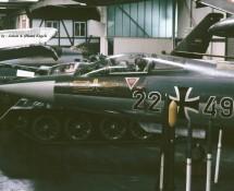 F-104 Starfighter , WGAF (HE)