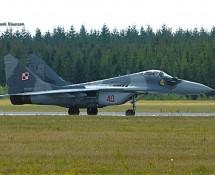MIG-29 40 Polish AF (FK)