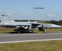 18. Saab JAS39 Gripen 38 (FK)