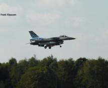 33 Greek F-16C of the  Zeus team (FK)