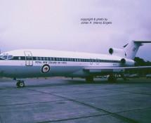 Boeing 727 NZ-7271 LM Nieuw-Zeeland 40 sq. Gr.Common 23-7-1983 J.A.Engels