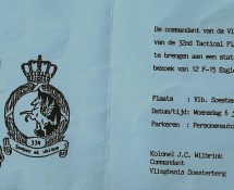 (1) uitnodiging spottersmiddag Soesterberg 6-6-1990 (coll.J.A.Engels)