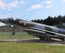 Mirage IIIE, Luxeuil 06/2015 (FK)
