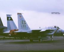 F-15C 85-118 EG 33FW C.O.a.c. Soesterberg 6-6-1990 J.A.Engels