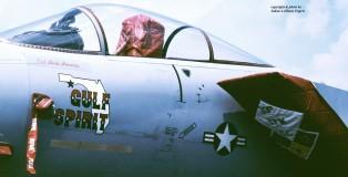 F-15C 85-118 EG (USAF 33 FW C.O. a.c.) Soesterberg 6-6-1990 J.A.Engels