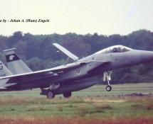 F-15C 86-176 EG Soesterberg 6-6-1990 J.A.Engels