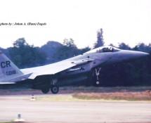 F-15C CR79-018 Soesterberg 6-6-1990  J.A.Engels