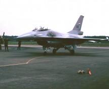 F-16A 688 Noorse LM Soesterberg 6-6-1990 J.A.Engels