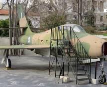 F-84F, Athens 03/2015 (FK)