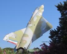 Mirage 3E, Solenzara 05/2015 (FK)