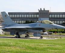 F-16A, Herstal 05/2015 (FK)
