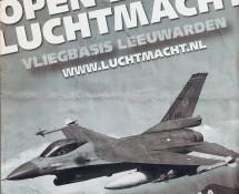 (2006) progr.brochure Open Dag Leeuwarden juni 2006 coll.J.A.Engels
