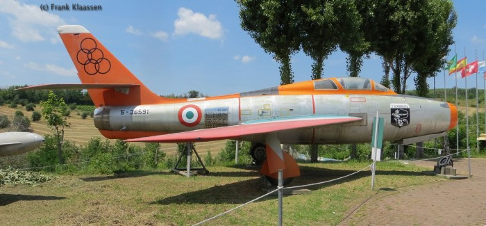 Museo dell Aviazione, June 2014