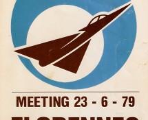 (1) brochure-cover Florennes 1979 Open Dag coll.J.A.Engels
