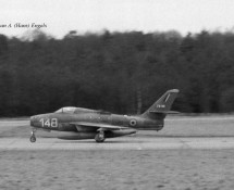 FU148 at Soesterberg , 1969 (HE)