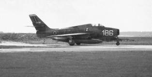 FU186 at Eindhoven , 1967 (HE)