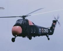 Sikorsky S-58 OT-ZKD Belg.LM Florennes 23-6-1979 J.A.Engels