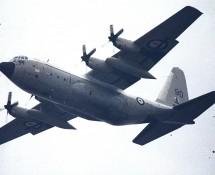 C-130 A97-190 Australische LM Scheveningen 30-4-1985 J.A.Engels