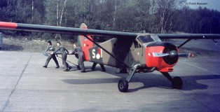 S-1 at Deelen in 1974 (FK)