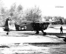 S-3 at Deelen in 1974 (FK)