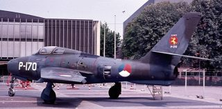 THUNDERSTREAKS of the KLu (out of service)