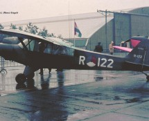 R-122 at Gilze Rijen Open Day in 1969 (HE)