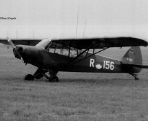 R-156 at Leeuwarden Open Day in 1969 (HE)