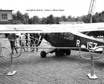 R-157 at Soesterberg Open Day in 1967 (HE)