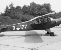 R-177 at Volkel Open Day in 1970 (HE)