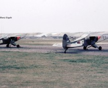 R-182 and R-159 at Gilze Rijen Open Day in 1969 (HE)