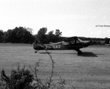R-109 as PH-GAZ at Seppe airfield (FK)
