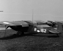 R-162 at Deelen in 1970 (FK)