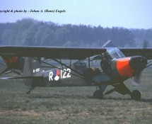 R-122 as PH-PPW at Soesterberg in 1995(HE)