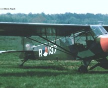 R-137 as PH-PSC at Soesterberg in 1995 (HE)