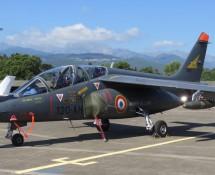 Alpha Jet 120-AH/99 of EE 2/2 Cazaux (FK)