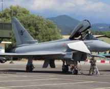 Eurofighter Ital AF 36-31/JM from Goia del Colle (FK)