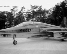 K-4017 at Soesterberg in 1984 (HE)