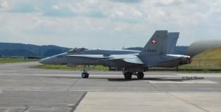 F/A-18C Hornert Swiss AF (FK)