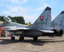 MIG 29AS Slovak AF (FK)