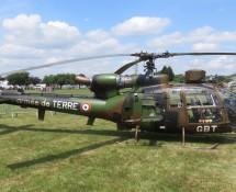 SA342 Gazelle Frewnch Army (FK)