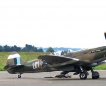 Spitfire warbird