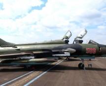 SU-22M Polish AF