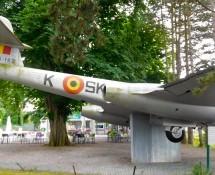 Meteor F.8, Dinant June 2016 (FK)