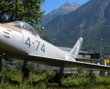 Sabre, Aosta (I), July 2016 (FK)