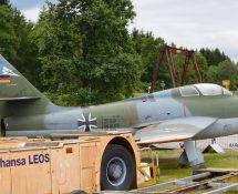 F-84F, Hermeskeil (Ger) July 2016 (FK)