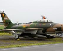 F-84F, Florennes June 2016 (FK)