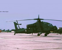 Apache U.S.Army (HE)