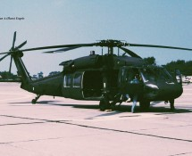 Sikorsky Black Hawk , U.S.Army (HE)
